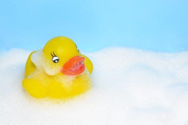 お風呂 アヒル