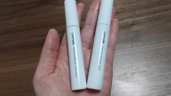 ちふれ 新マスカラ 2種